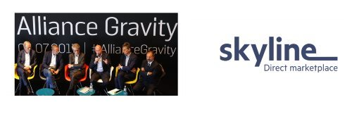Skyline et Gravity, 2 initiatives