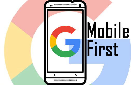 Illustration Google Mobile First Index